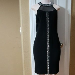 Gorgeous Black dress from Caché